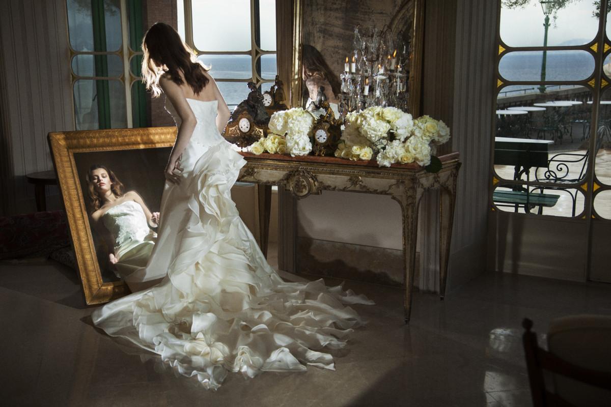 My Wedding Mirror – Sì, sei bellissima   Hair & MakeUp – Total Look ...